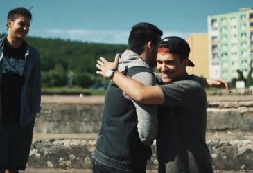 video: Rapper zachraňuje Chomutov